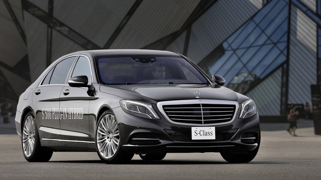 1920x1080 wallpapers: 2015, mercedes, s500 hybrid, black (image)