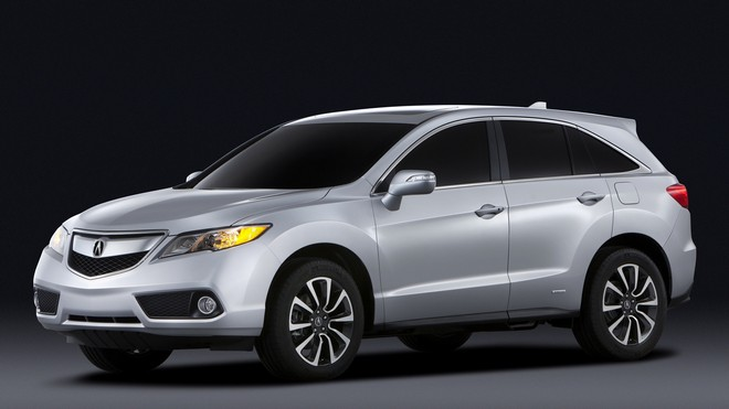 1920x1080 wallpapers: acura, rdx, prototype, 2012, side view, car, style, acura (image)