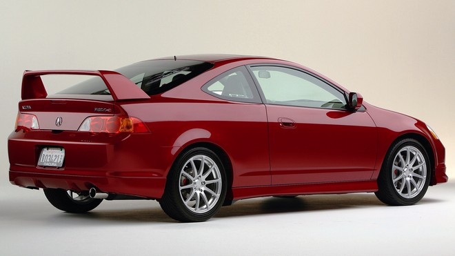 1920x1080 wallpapers: acura, rsx, 2003, red, acura, car, style (image)