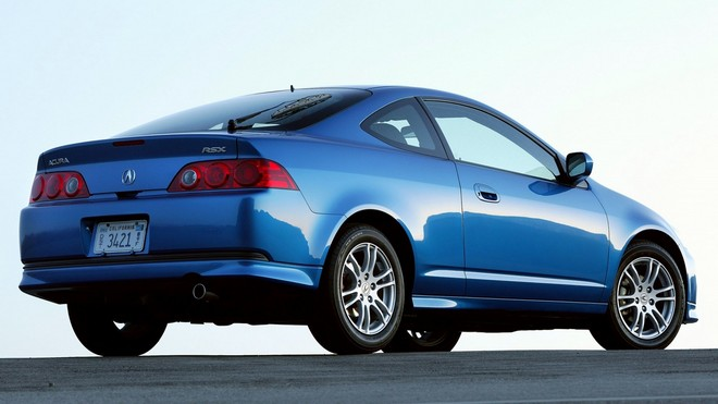 1920x1080 wallpapers: acura, rsx, 2005, blue, auto, asphalt, acura, style (image)