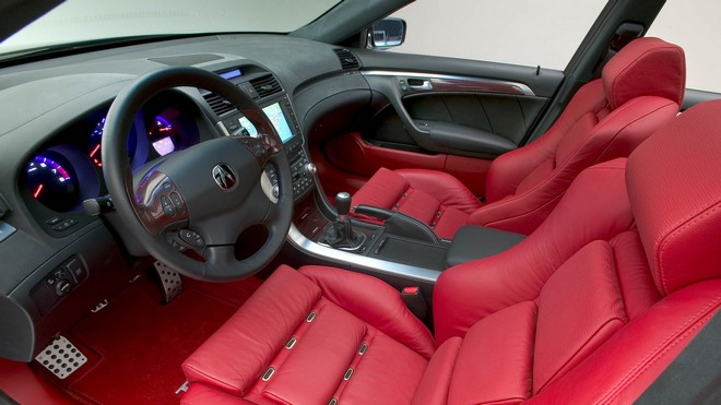 1920x1080 wallpapers: acura, tl, 2003, concept car, steering wheel, interior, speedometer, stylish (image)