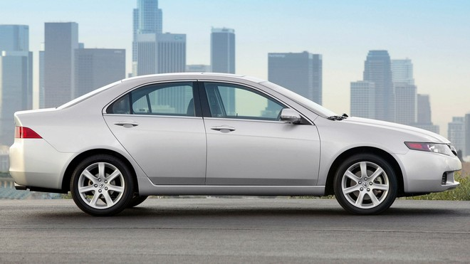 1920x1080 wallpapers: acura, tsx, 2003, white, asphalt, acura, style, building, city, auto (image)