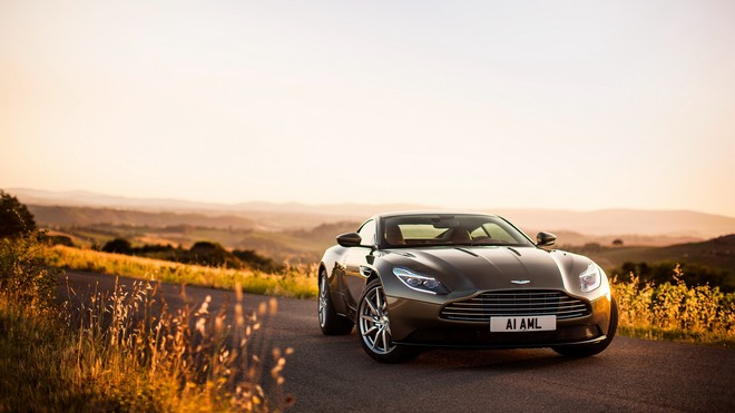 1920x1080 wallpapers: aston martin, db11, front view (image)