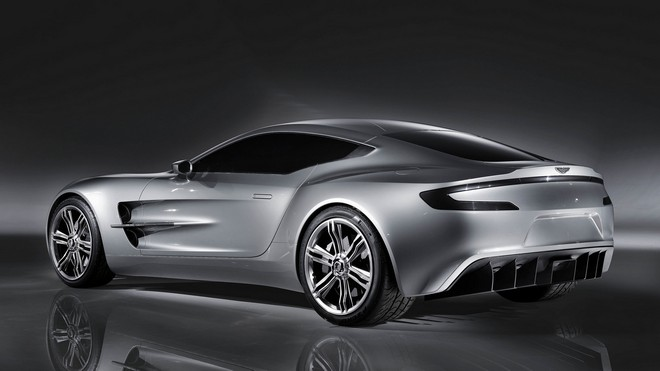 1920x1080 wallpapers: aston martin, one-77, 2008, concept car, reflection, aston martin, style (image)