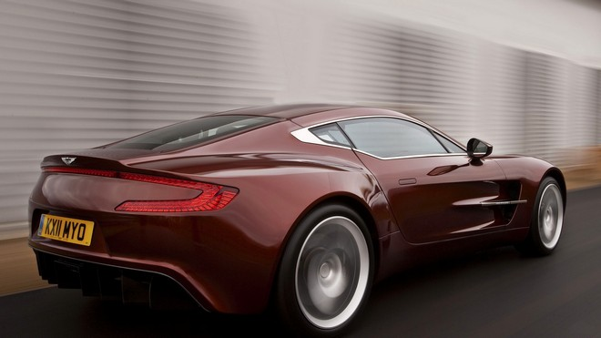 1920x1080 wallpapers: aston martin, one-77, 2009, red, style, speed, aston martin, bueno (image)