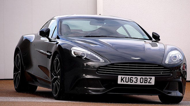 1920x1080 wallpapers: aston martin, tuning, black, front view, cute pic (image)
