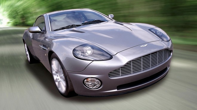 1920x1080 wallpapers: aston martin, v12, vanquish, 2001, speed, front view, auto, aston martin (image)