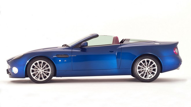 1920x1080 wallpapers: aston martin, v12, vanquish, 2004, aston martin, side view, auto, style (image)