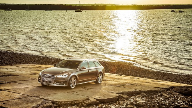 1920x1080 wallpapers: audi, a6, allroad, side view (image)
