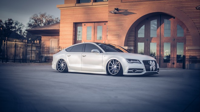 1920x1080 wallpapers: audi, a7, vossen, tuning (image)