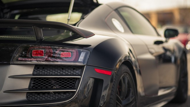 1920x1080 wallpapers: audi, r8, gt, rear bumper (image)