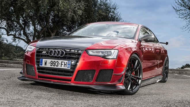 1920x1080 wallpapers: audi, rs5-r, tuning, front view, súper (image)