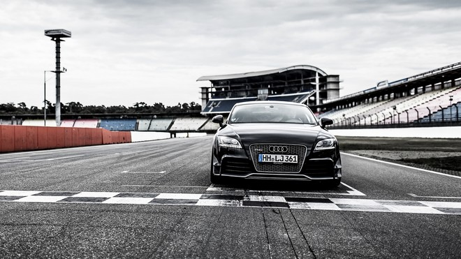 1920x1080 wallpapers: audi, tt, rs, front view (image)