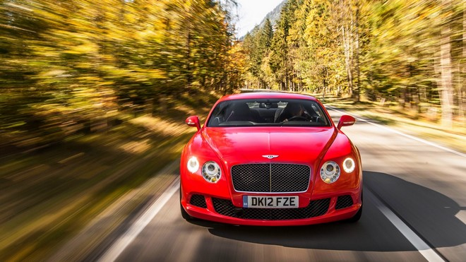 1920x1080 wallpapers: bentley, continental, gt, motion (image)