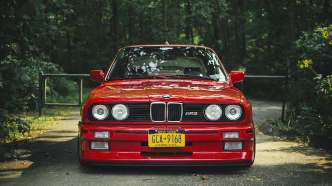 1920x1080 wallpapers: bmw, e30, m3, red, fine photo (image)