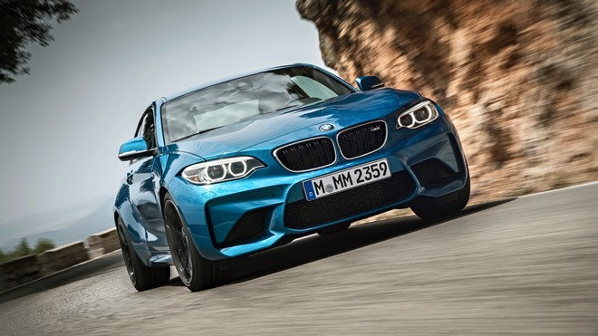 1920x1080 wallpapers: bmw, m2, front view (image)