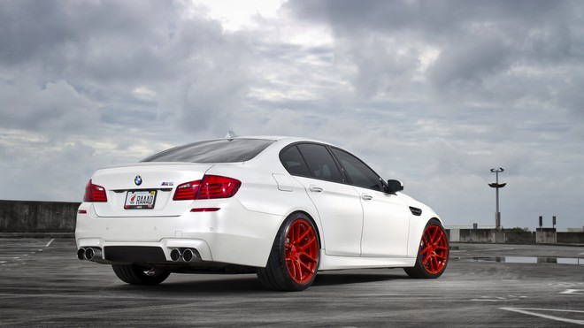 1920x1080 wallpapers: bmw, m5, f10, white (image)