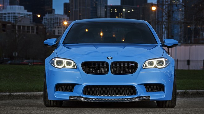 1920x1080 wallpapers: bmw, m5, f10, yas marina blue (image)