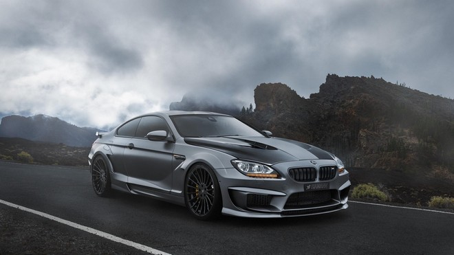 1920x1080 wallpapers: bmw, m6, f13 side view, amazing photo (image)