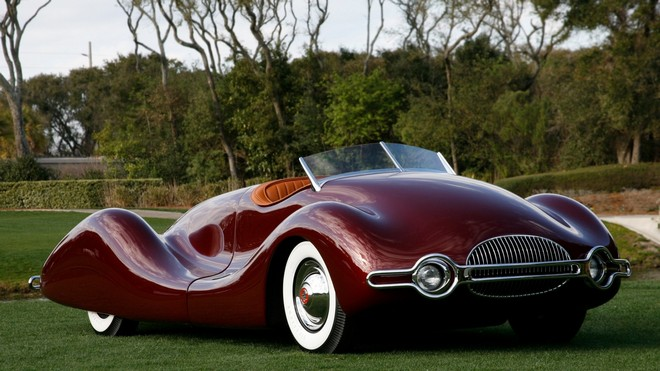 1920x1080 wallpapers: buick, streamliner, 1949, buick, retro, auto, convertible (image)