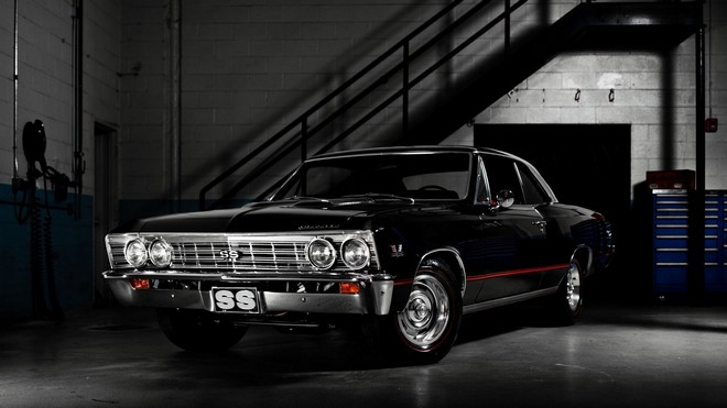 1920x1080 wallpapers: chevrolet, black, stylish, car (image)