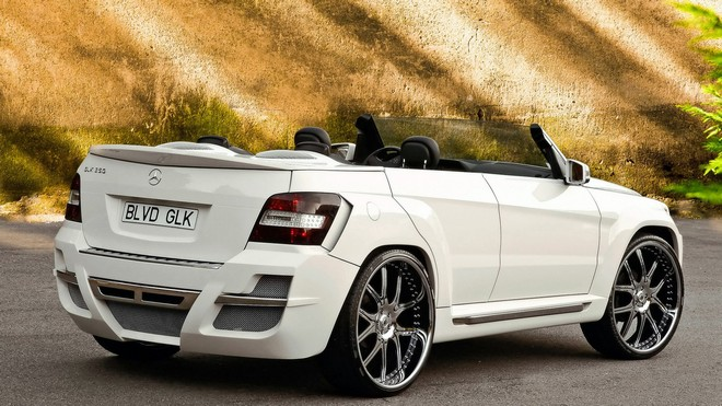 1920x1080 wallpapers: custom, custom, convertible, urban whip, boulevard customs, cabrio, mercedes benz (image)