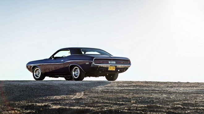 1920x1080 wallpapers: dodge, challenger, side view (image)