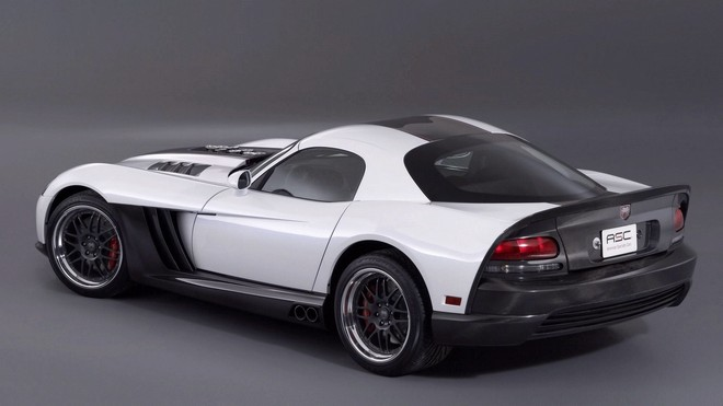 1920x1080 wallpapers: dodge viper, auto, black, white (image)