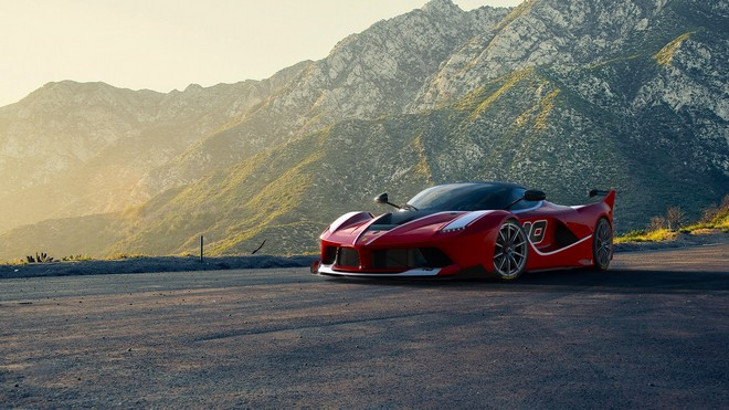 1920x1080 wallpapers: ferrari, supercar, sports car, red (image)