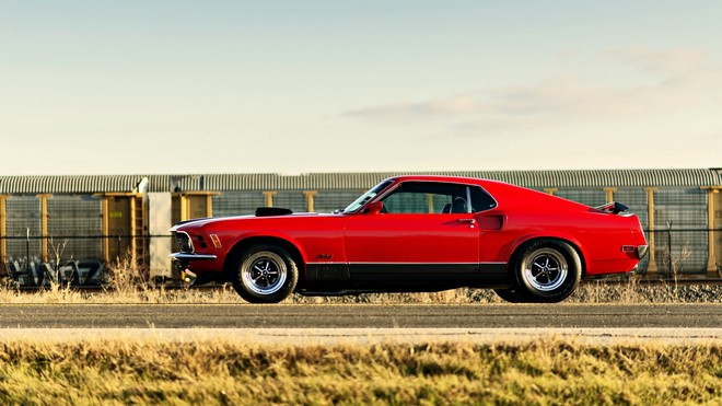1920x1080 wallpapers: ford mustang, mach 1, muscle car (image)