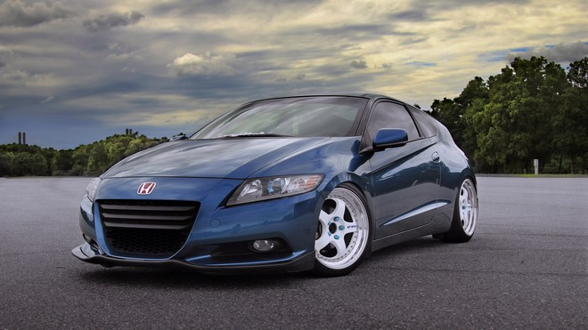 1920x1080 wallpapers: honda, crz, side view, wheels (image)