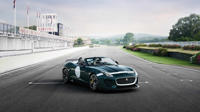 1920x1080 wallpapers: jaguar f-type project 7, jaguar f-type, jaguar, sports car (image)