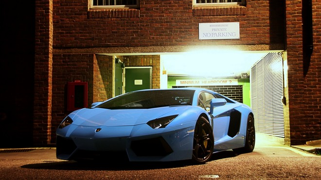 1920x1080 wallpapers: lamborghini, aventador, lp700-4, front view (image)