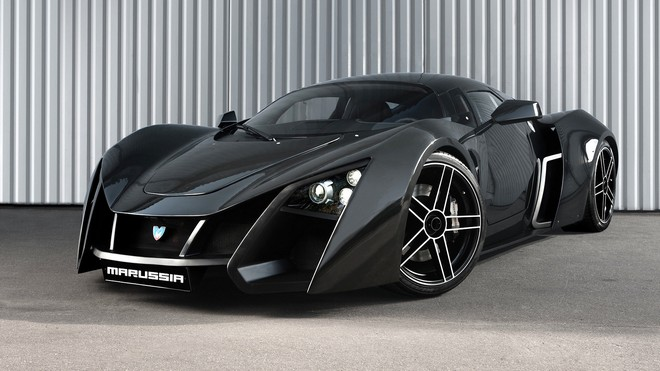 1920x1080 wallpapers: marussia, sports car, black (image)