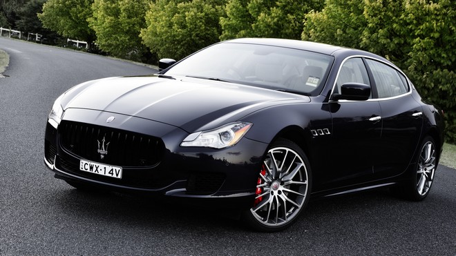 1920x1080 wallpapers: maserati, quattroporte, gts, side view (image)