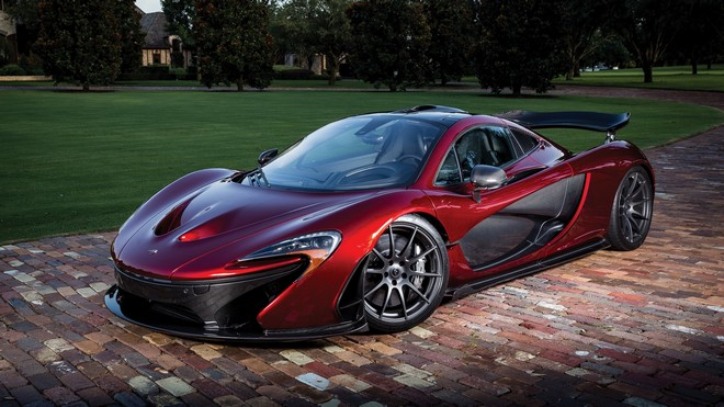 1920x1080 wallpapers: mclaren, p1, red, sports car (image)