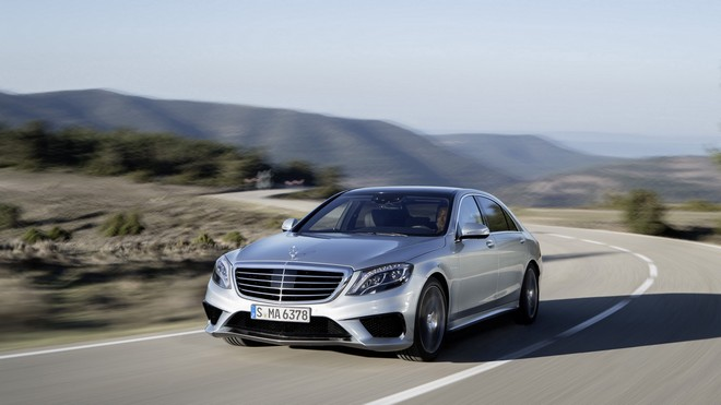 1920x1080 wallpapers: mercedes benz, 2014, car, gray, speed (image)