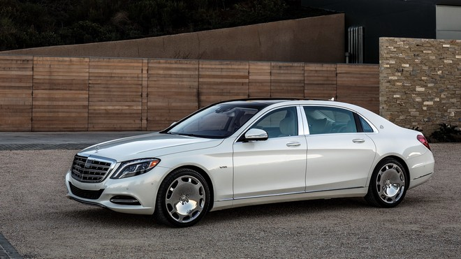 1920x1080 wallpapers: mercedes, maybach, s600, us-spec, side view (image)