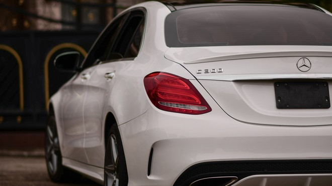 1920x1080 wallpapers: mercedes-benz c300, mercedes, car, white, beautiful (image)