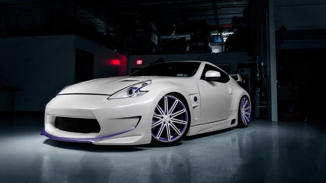 1920x1080 wallpapers: nissan 370z, styling, nissan, tuning (image)