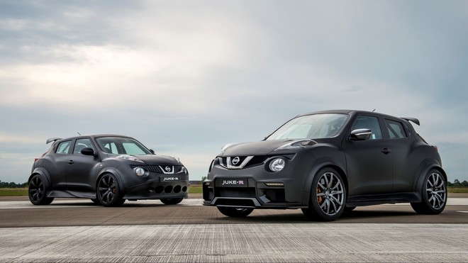 1920x1080 wallpapers: nissan juke-r, nissan, concept (image)