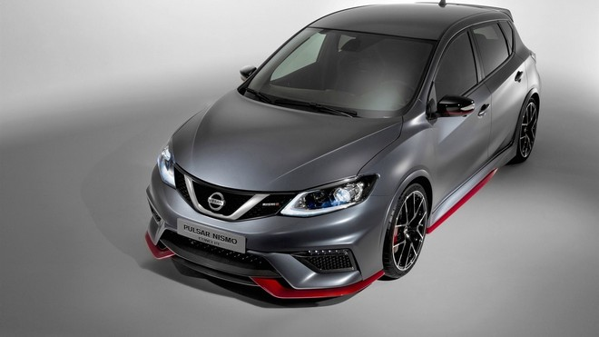 1920x1080 wallpapers: nissan pulsar nismo, nissan, concept (image)