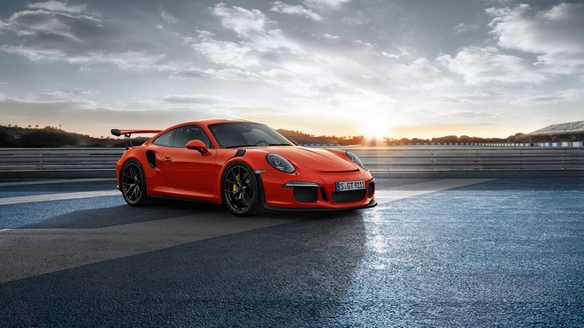 1920x1080 wallpapers: porsche, 911, gt3rs, side view (image)