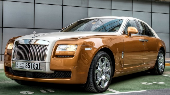 1920x1080 wallpapers: rolls royce, car, side view, luxury (image)