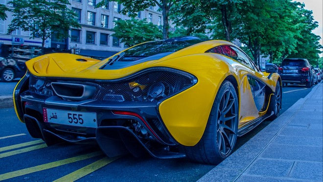1920x1080 wallpapers: sports car, yellow, side view, luxurious, nice (image)