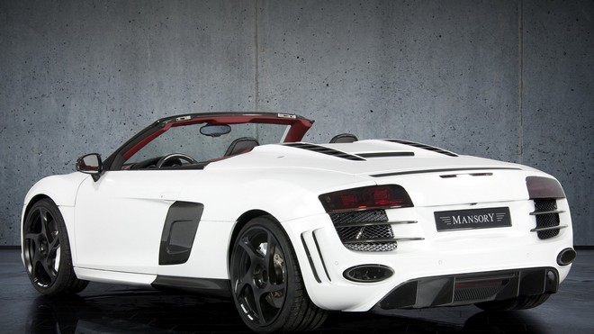 1920x1080 wallpapers: spyder, mansory, white, auto (image)