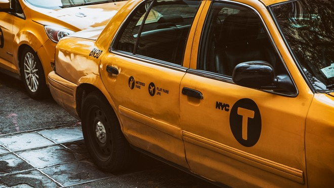 1920x1080 wallpapers: taxi, car, new york (image)