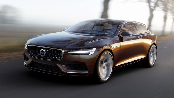 1920x1080 wallpapers: volvo, concept, estate, 2014 (image)