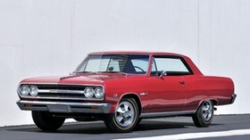 1965, chevrolet chevelle, malibu, ss, 396, z16 - wallpapers, picture