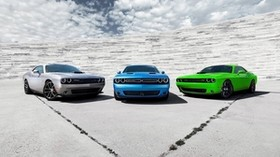 2015, dodge, challenger, sports - wallpapers, picture